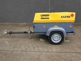 compressors Atlas Copco XAS 37 KD 2012