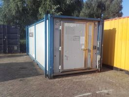 reefer-refrigerated shipping container 20ft koelcontainer