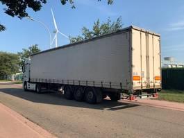 sliding curtain semi trailer Kaiser ROBUSTE KAISER S39037 2008