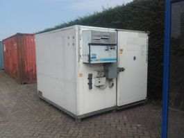 reefer-refrigerated shipping container koel unit