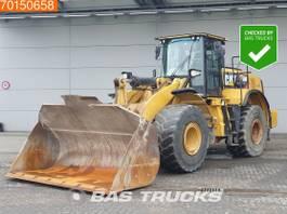 wheel loader Caterpillar 966MXE NICE AND CLEAN GERMAN MACHINE 2015