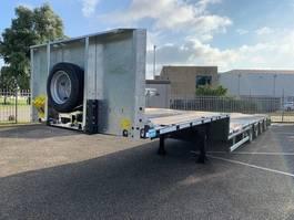 semi lowloader semi trailer Faymonville MAXtrailer MAX100-N-4AX-9.30 2021