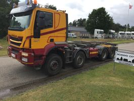 container truck Iveco Trakker MTGC 4 450HK 2014