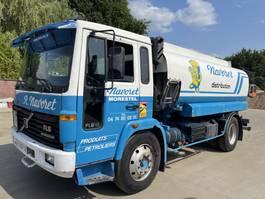 tank truck Volvo FL 6 **6CYL-10.000LTR TANK-FULL STEEL** 1997