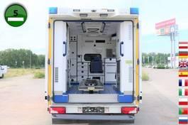 ambulance lcv Mercedes-Benz 519 CDI KRANKENWAGEN 7GTRONIC EEV AUTOM 2013