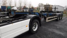 container chassis semi trailer Renders 45' HC Containerchassis 2004