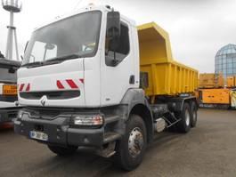 tipper truck > 7.5 t Renault Kerax 2000