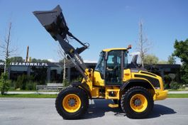 wheel loader Volvo 45H , 10T , Bucket 1.5m3 , quick-coupler , auto-greasing , AC , 2017