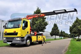 tow-recovery truck DAF LF 55 WRECKER 2001