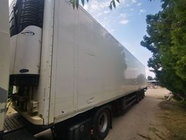 refrigerated semi trailer Schmitz Cargobull 3 axle year 2013