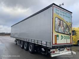 Schiebeplanenauflieger Schmitz Cargobull Semitrailer Curtainsider Standard 2018