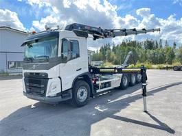 crane truck Volvo UUSI 8x4*4 HIAB 262 Nosturilla 2021