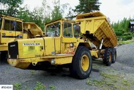 articulated dump truck Volvo 860 S dumper 1978