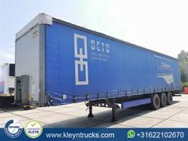 sliding curtain semi trailer Humbaur HSA 2007