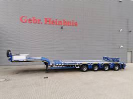 semi lowloader semi trailer Nooteboom MCO-73-04V 3 x Extandable (19.5 Meter) Powersteering! 2015