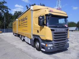 mega-volume truck Scania R410 HIGHLINE STREAMLINE Tandem JUMBO 120m3 2015