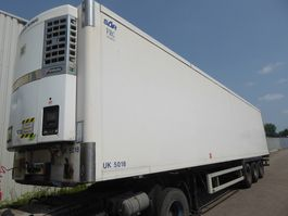 refrigerated semi trailer Sor Thermoking SL200e,Sterling edition,BPW disque brakes, 260 height,247 widht! 2008