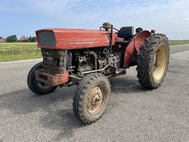 farm tractor Massey Ferguson 158 1975