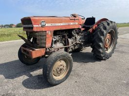 farm tractor Massey Ferguson 155 1975
