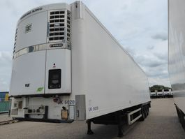 refrigerated semi trailer Sor Thermoking SL200e,BPW disque,Sterling edition,260 height,247 widht! 2008