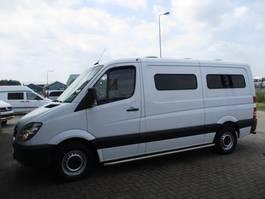 minivan - passenger coach car Mercedes-Benz 316 CDI ex-Overheid 2010
