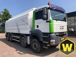 tank truck MAN TGA 41 8X8 BB Fuel Tank 24.700 Liter!! New ADR + TUV!! 2007