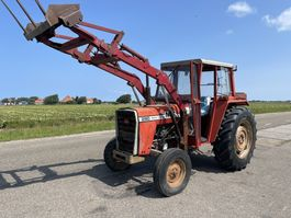 farm tractor Massey Ferguson 290 1986