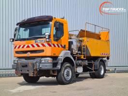 other trucks Renault Kerax 320 DCI 4x4 - Asphalt streuer, kocher, bitume, kipper, asphalt 2006