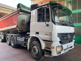 other-tractorheads Mercedes-Benz Actros 2650 V8