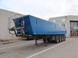tipper semi trailer Kel-Berg 37 m³ 2013