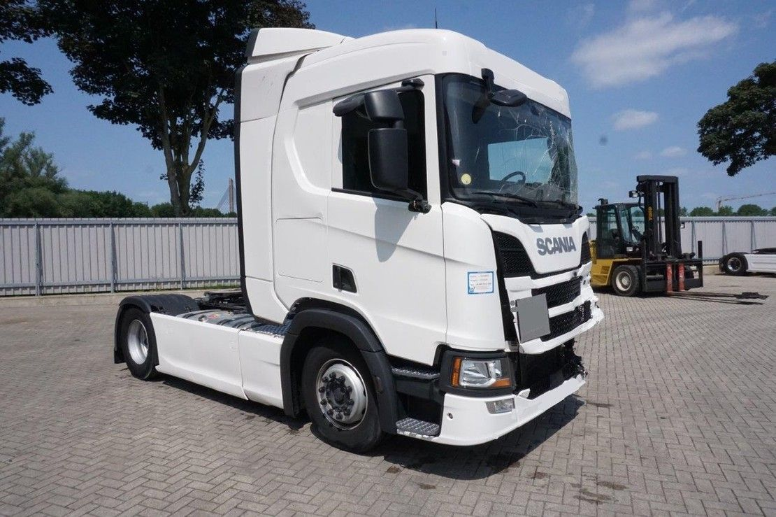 cab over engine Scania R500 N.G.S. / AUTOMATIC / RETARDER / PARC-COOL / EURO-6 / 2018 2018