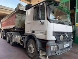 other-tractorheads Mercedes-Benz Actros 3351 MERCEDES 3351-6X4 + TECNOKAR