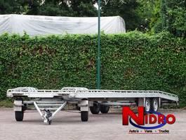 car transporter trailer Veldhuizen G43-5 AUTOTRANSPORTER 890 CM LANG 2014