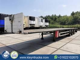 flatbed semi trailer Samro 2007