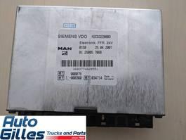 Electronics truck part MAN FR Steuergerät 81.25805.7068 / A2C53220803