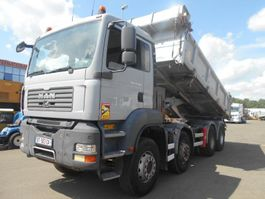 tipper truck > 7.5 t MAN TGA 2007