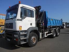 tipper truck > 7.5 t MAN TGA 2021