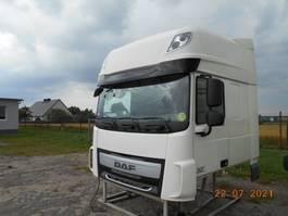 cabine truck part DAF XF 106 SUPER SPACE KABINA 2014