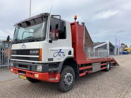 Ladebordwand LKW DAF CF 75 .290 4x2 oprijwagen euro 3 2000