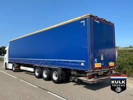 sliding curtain semi trailer Krone SD XL Laadklep 2000 / BPW DRUMB. NEW APK / TUV / CODE XL 2012