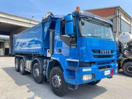 tipper truck > 7.5 t Iveco Trakker 450 IVECO TRAKKER 450-8X4