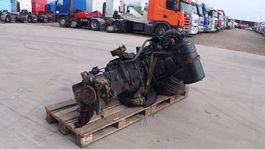 Engine truck part Volvo FL 10 - 360 (engine with manual pump and with gearbox) 1997