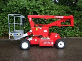 telescopic boom lift wheeled Niftylift HR12NDE 2006