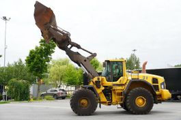 wheel loader Volvo 180 G , 30T , long reach 6,5m3 , auto-greasing , ROPS , CE 2014