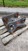 miscellaneous attachment Verachtert to suit hitachi zx 180 zx 210 CW 30 hydraulic quick coupler