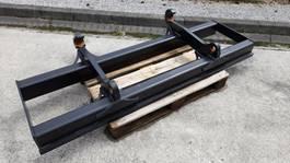 Palettengabel Volvo 2.10m wide fork frame to suit Volvo coupler