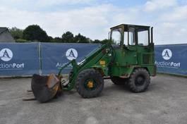 wheel loader Ahlmann AL7 1987