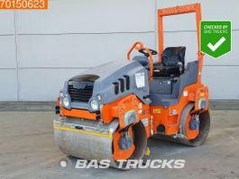 soil compactor Hamm HD12VV 1.2m DRUM - FROM FIRST OWNER 2013