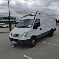 refrigerated van Iveco daily 3.0 65C18 2008