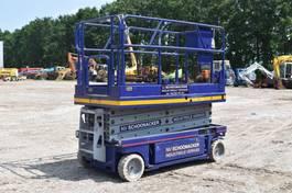 scissor lift wheeld Genie GS-2646 1998